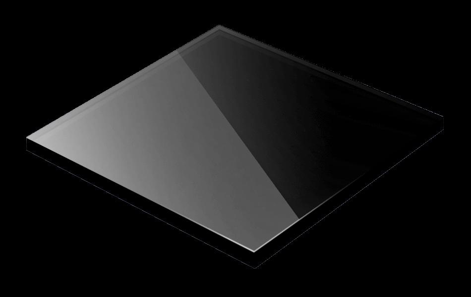 absolute black - Black Glass