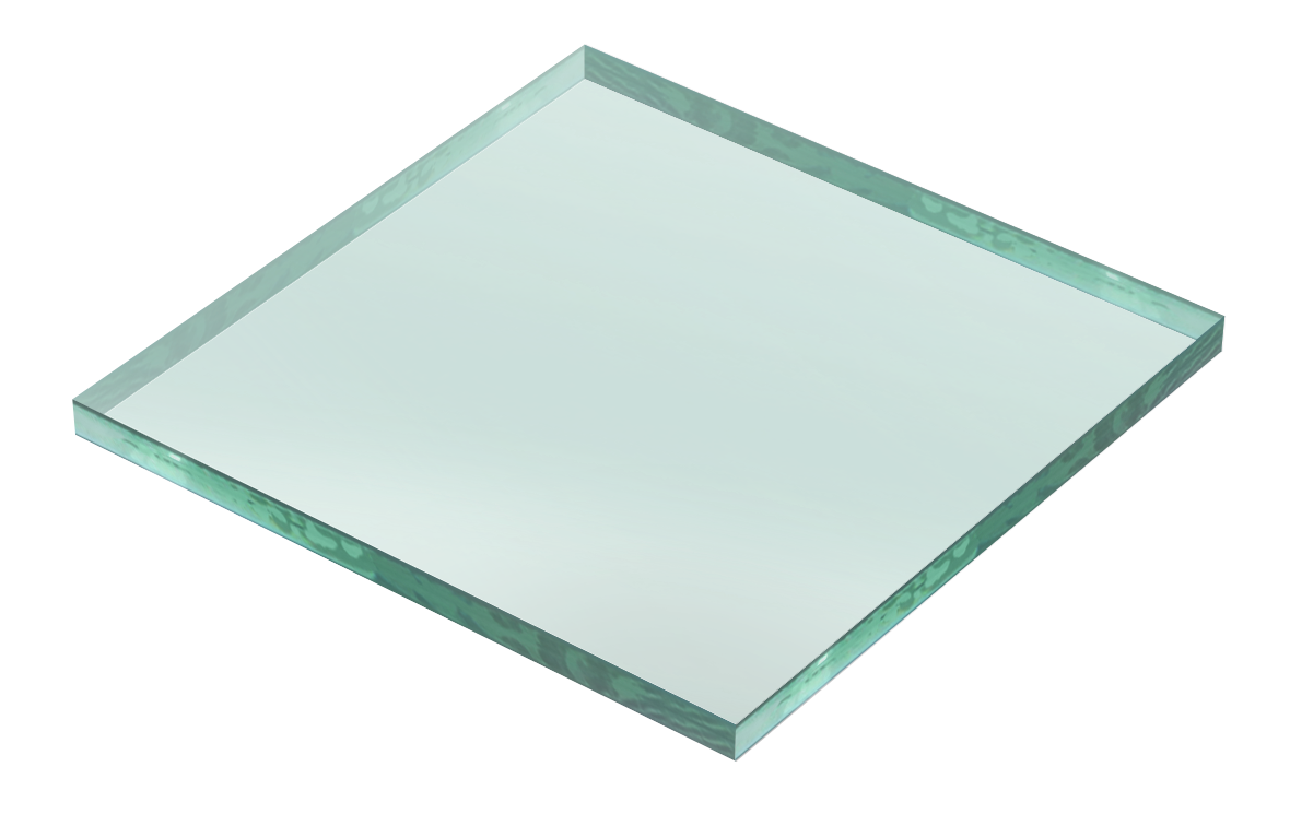 Clear Laminate For Glass